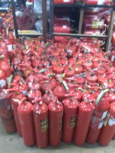 Где можно заправить 2хлитровый порошковый огнетушитель